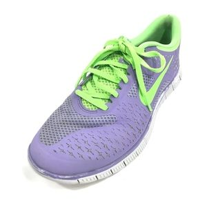 Nike WMNS Free 4.0 V2 Sports Running Shoes